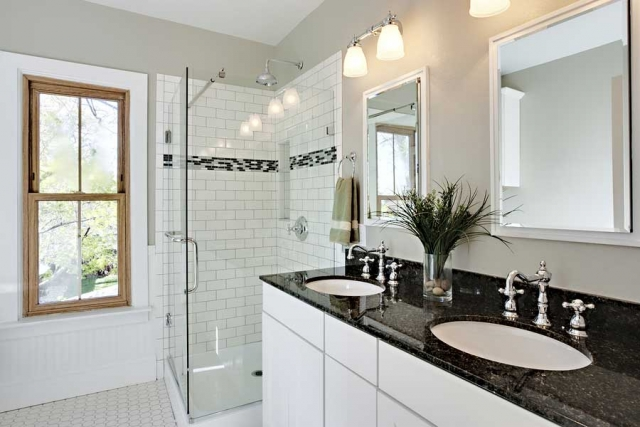 Bathroom Remodel Picture