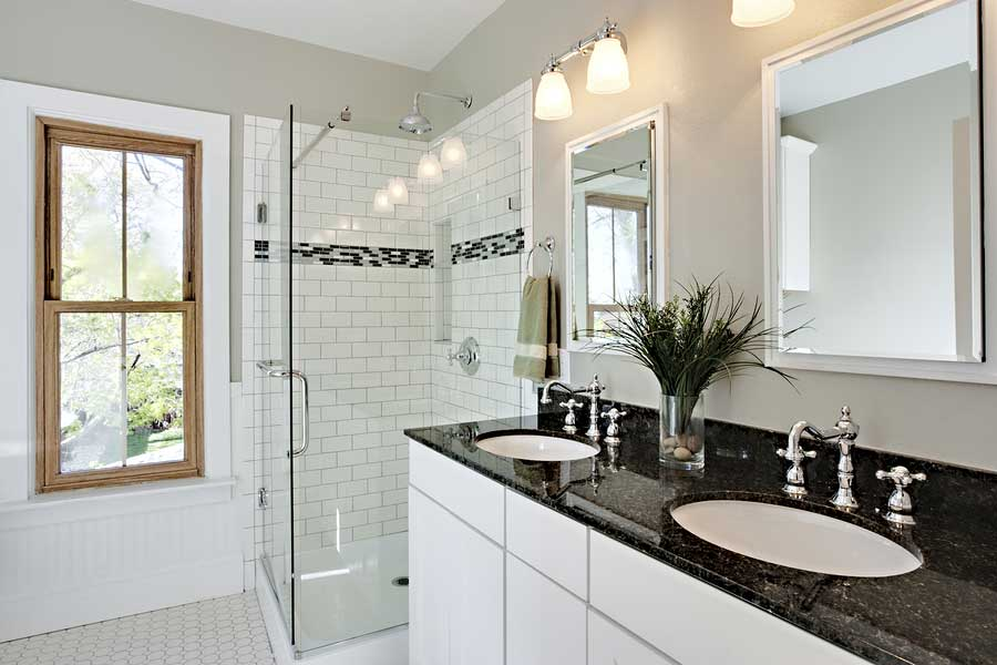 Bathroom Remodel Picture